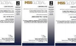Garud Securities Achieves International Standards